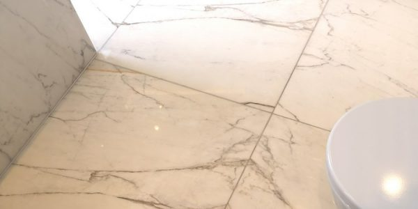 Calacatta-marble-bathroom-floor.