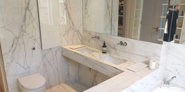 Calacatta-marble-vanity-top