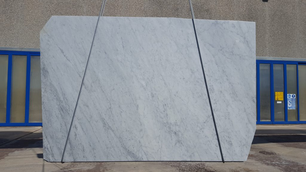 Bianco Carrara CD Marble Polished slab