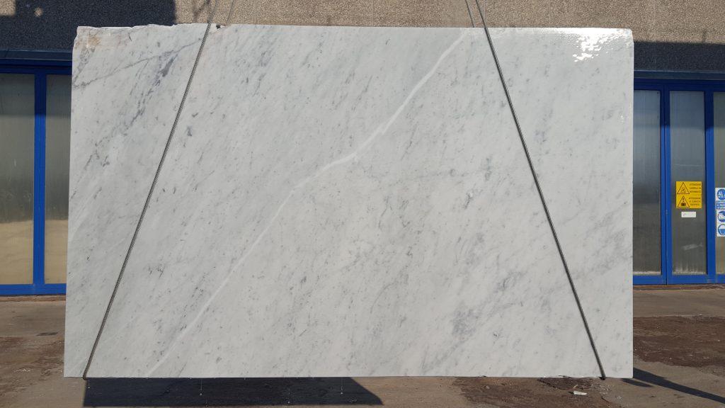 Carrara Bianco C Marble Slab