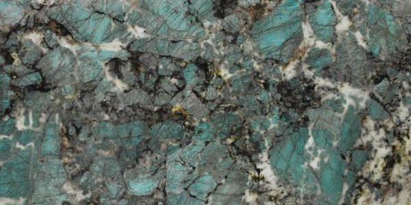 Amazonite-Granite
