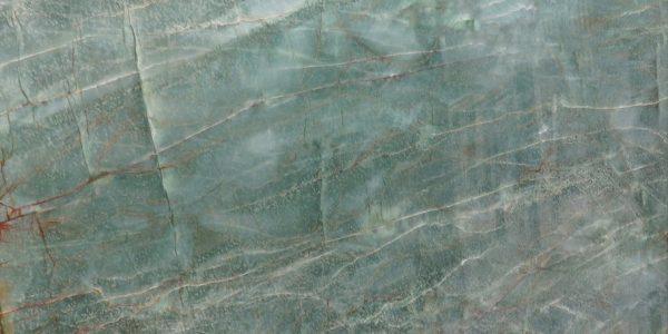Emerald-green-quartzite