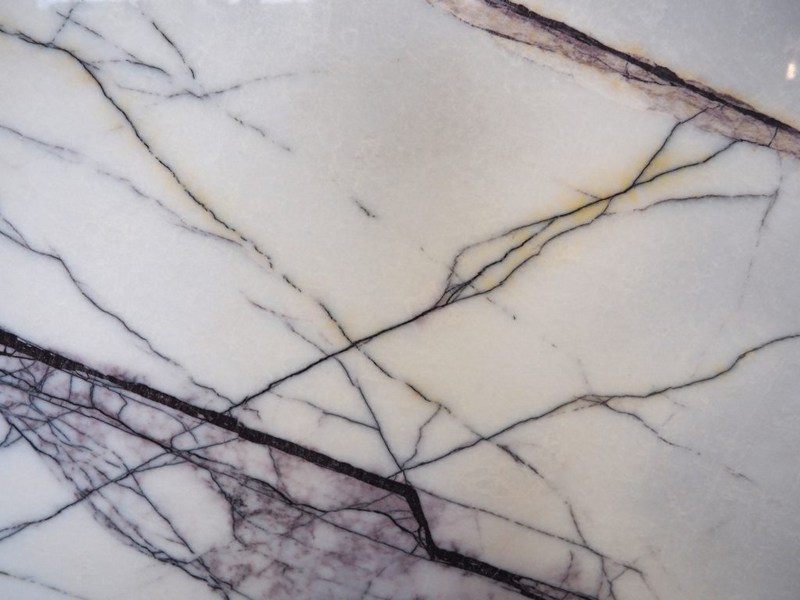 Lilac-marble