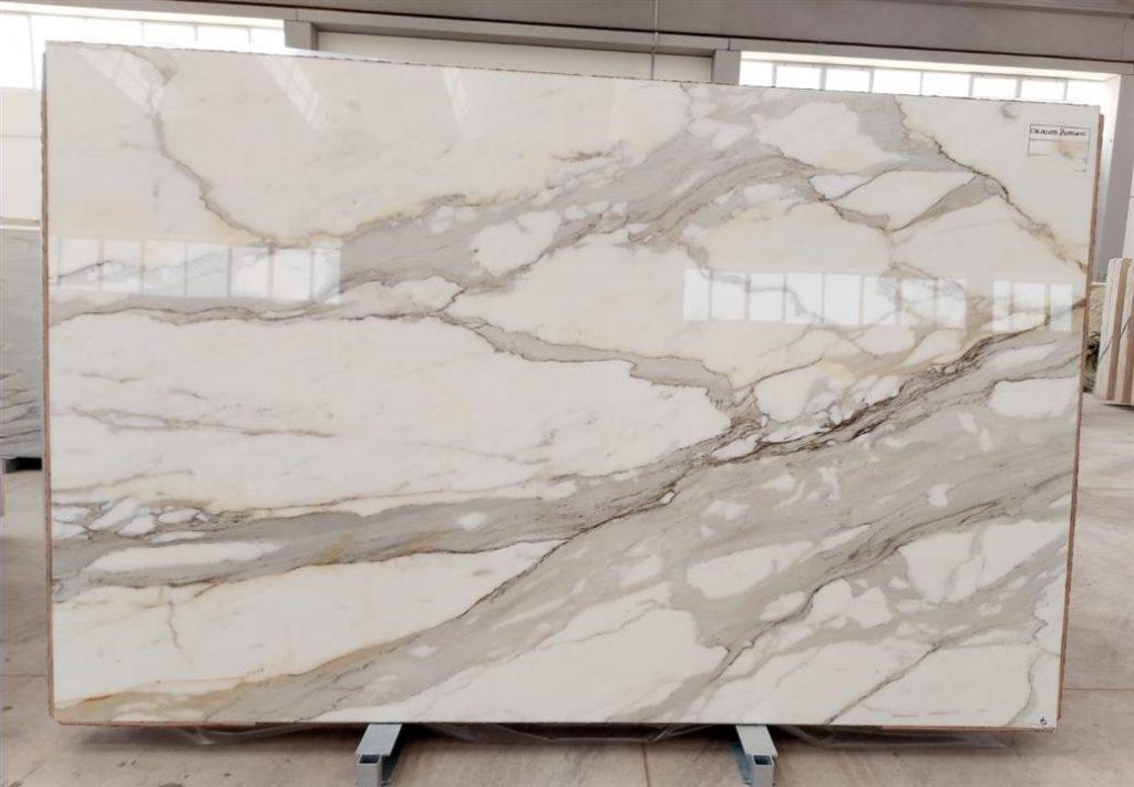 Calacatta borghini marble slab exta quality
