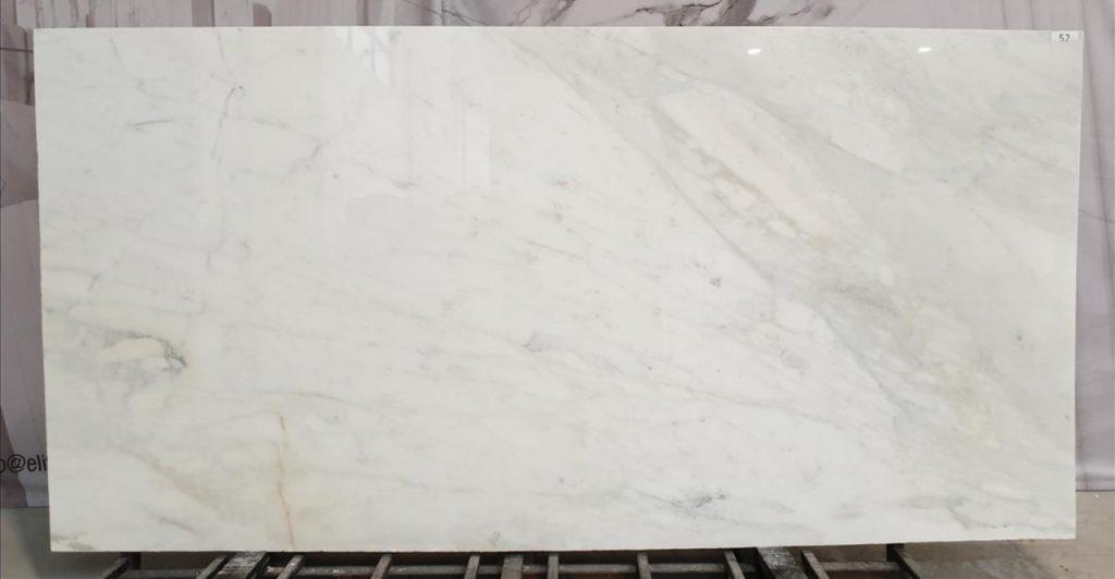 Calacatta Michelangelo marble slab