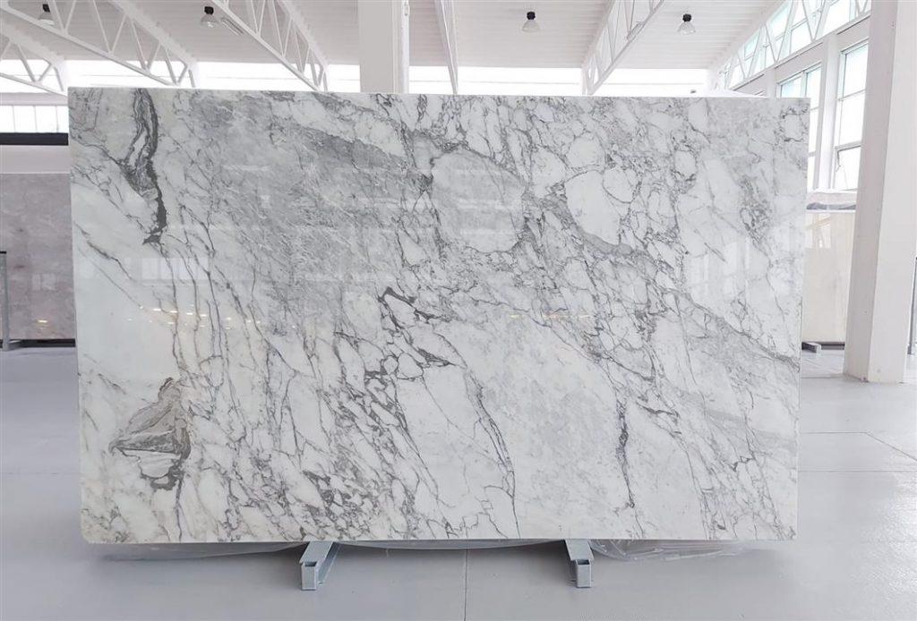Arabescato Vagli marble slab