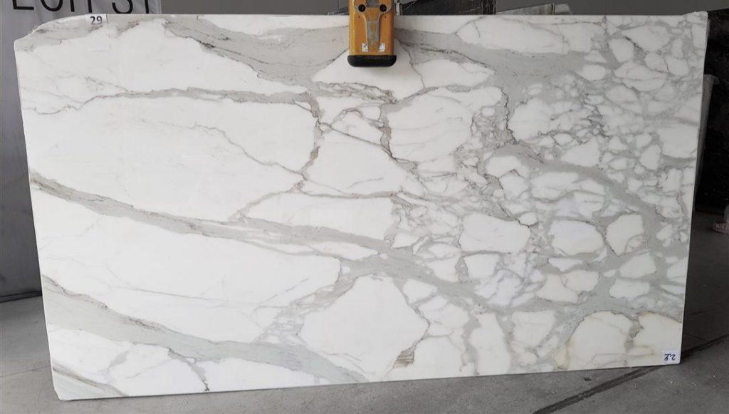 Calacatta Extra marble slab