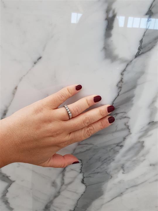 Statuario Venato marble slab