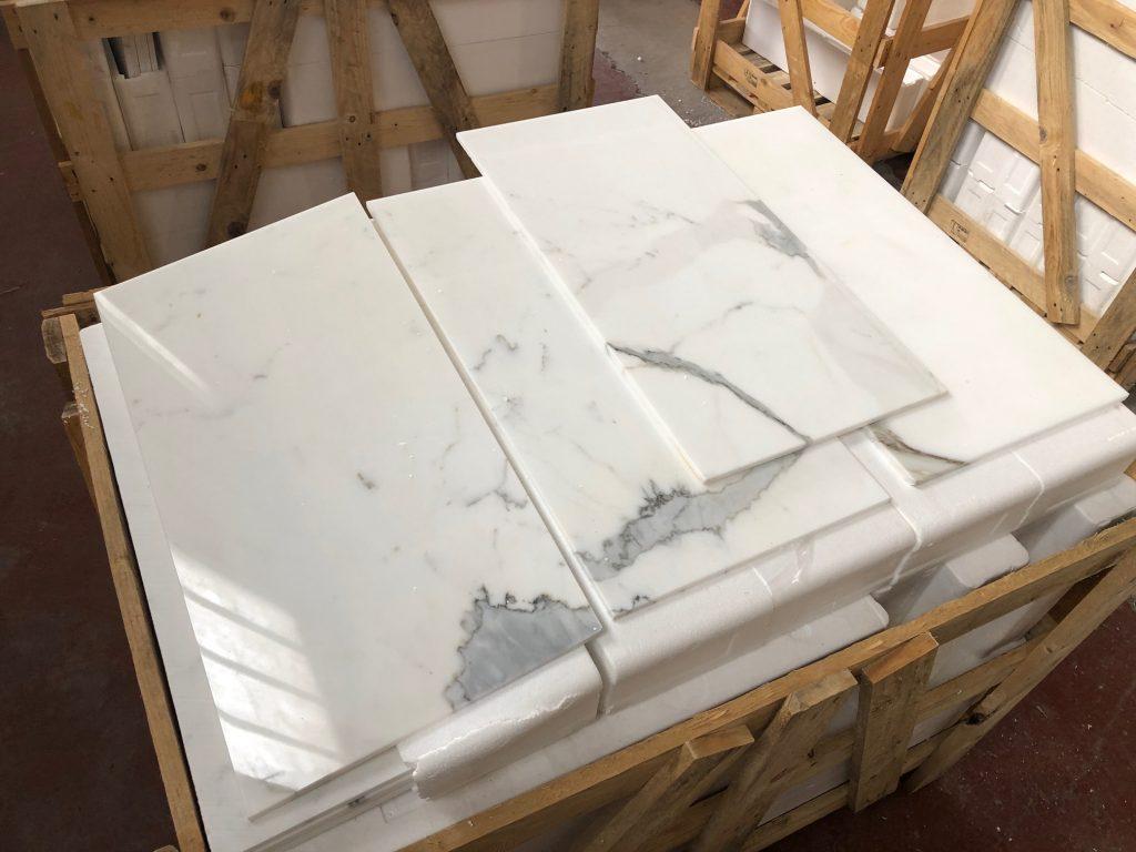 Calacatta Extra marble tiles