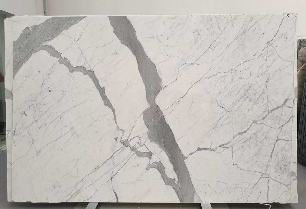 Bianco Statuario Marble slab