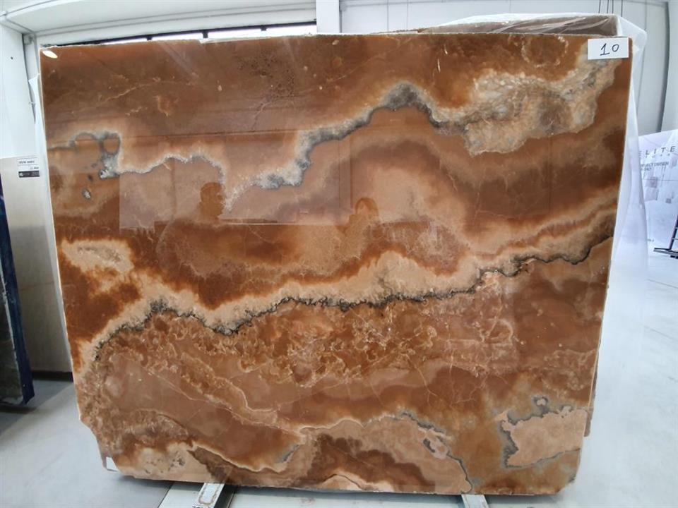 brown onyx marble slabs