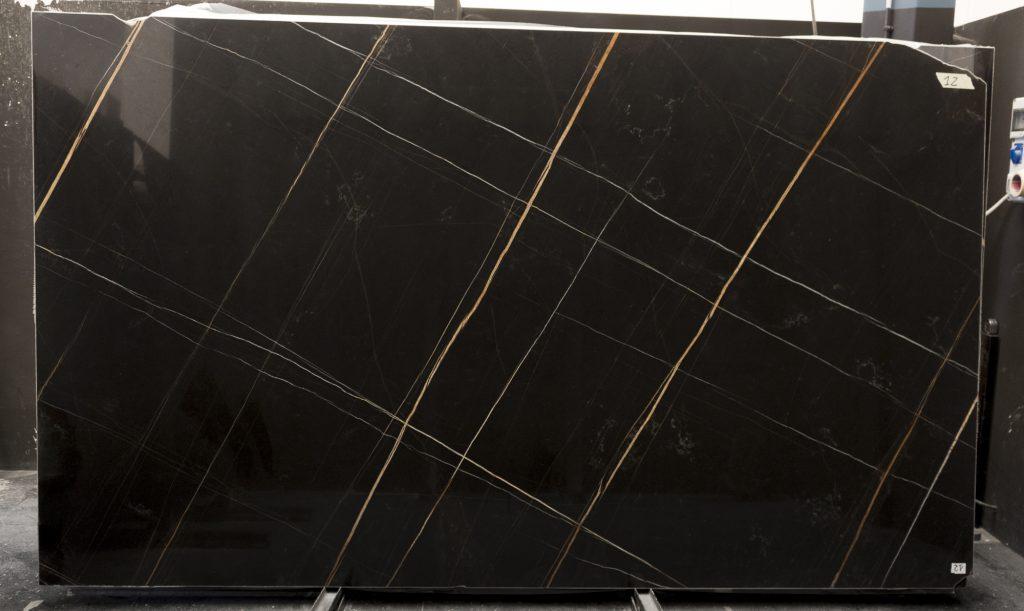 sahara noir marble slabs 20mm thick