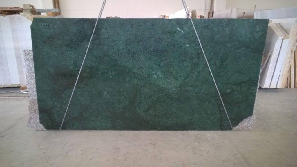 verde guatemala marble slabs