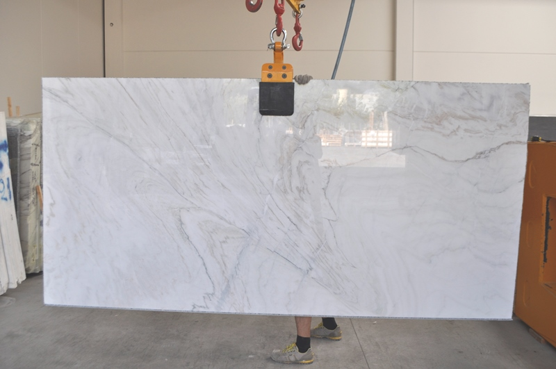 bianco lasa di covelano marble slabs