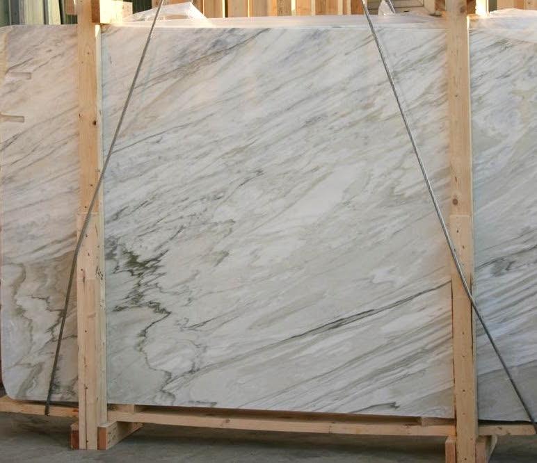 Calacatta manhattan marble slab