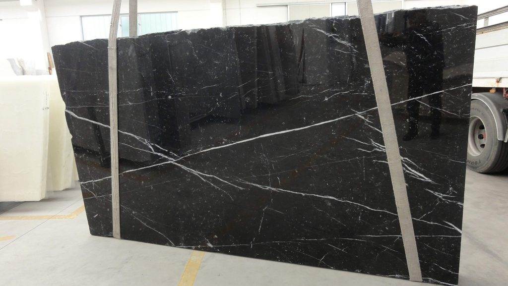 nero marquina marble slabs 20mm